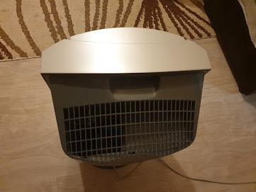 air purifier test