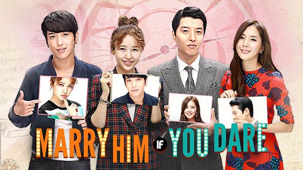 Download Drama Korea Marry Him If You Dare Batch Subtitle Indonesia