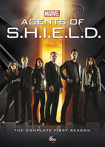 DVD Review - Marvel's Agents of S.H.I.E.L.D. - The Complete First Season