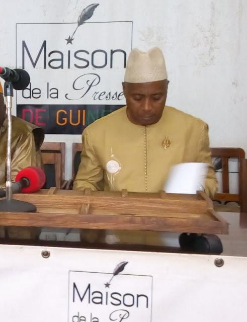 Ben Youssouf Keita président de la commission et député national de l'UFDG