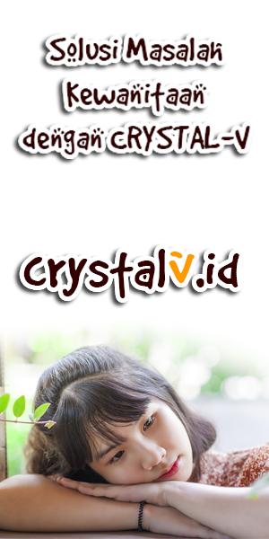 Kandungan Crystal V Nasa Yang Perlu Di Ketahui