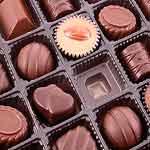 Ricos benefícios do chocolate