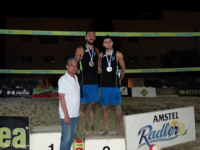 Ολοκληρώθηκε το τουρνουά North Area Beach Volley Circuit στην Τούμπα