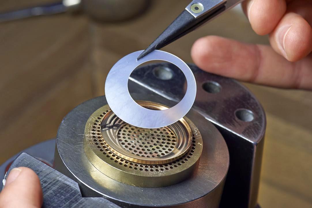 Artesanía en la relojería 19