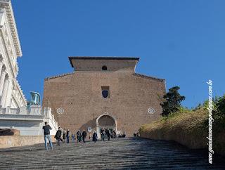 Igreja de Santa Maria In Aracoeli, Roma