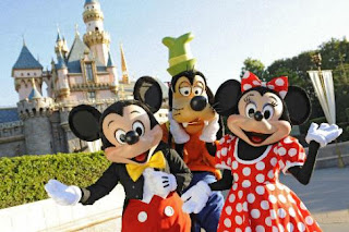 Discounted park tickets for Disneyland Resort California Anaheim