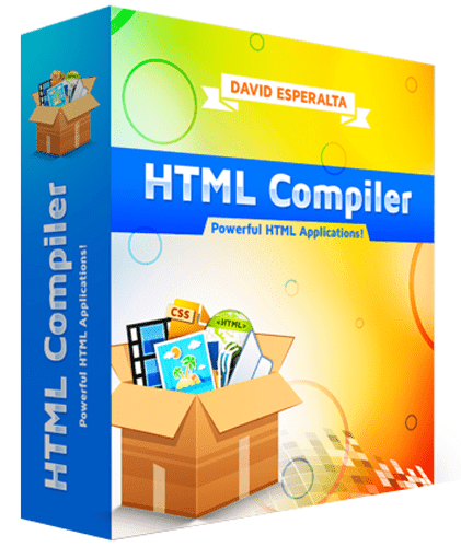 HTML Compiler 2020.3 poster box cover