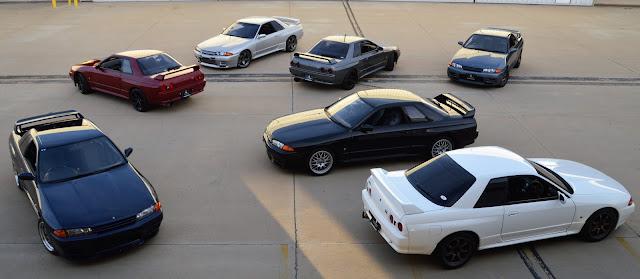 cgtrader nissan skyline dae models blend fbx model car sport obj gtr