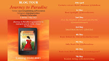 Journey to Paradise blog Tour