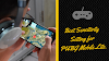 Best Sensitivity for PUBG Mobile Lite | Low Recoil, Aim-assist.