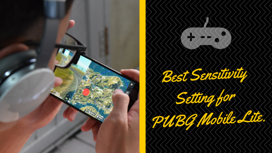 Best Sensitivity for PUBG Mobile Lite | Low Recoil, Aim-assist.