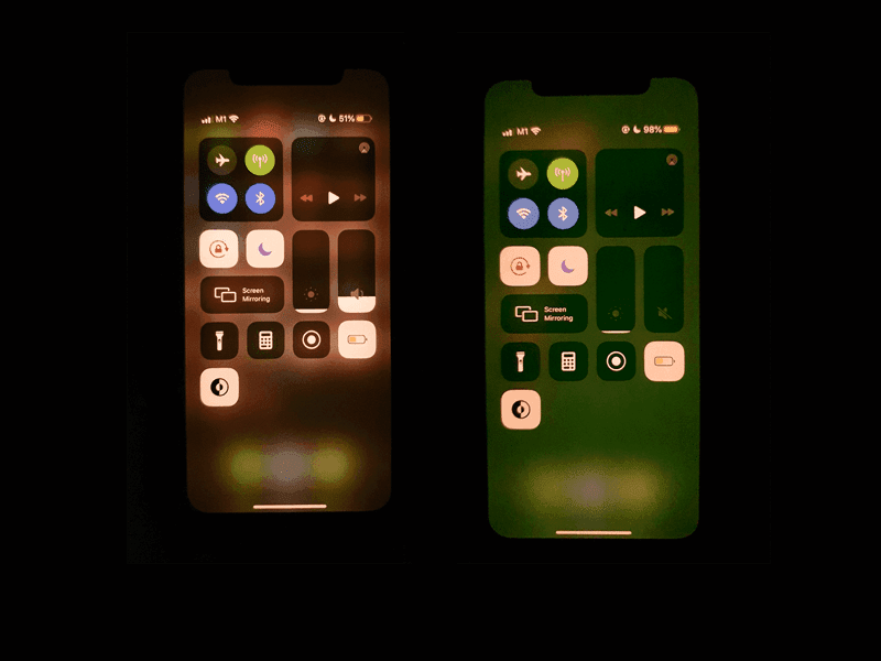 Apple iPhone 11 series suffers from green tint screen after iOS 13.5 update!