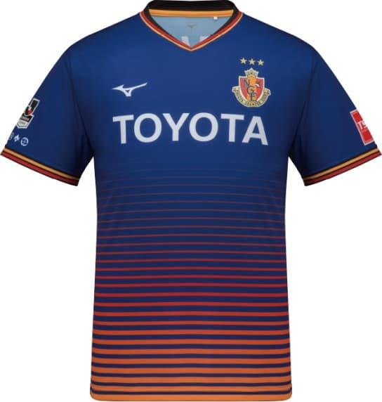 名古屋グランパス 2018 ユニフォーム-FP-1st