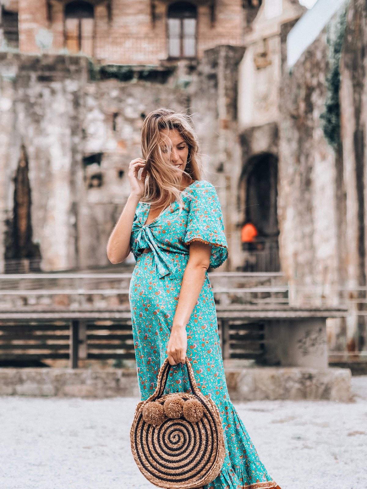 vestidos verano para embarazadas 2019