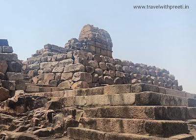 चौसठ योगिनी मंदिर खजुराहो - 64 Yogini Temple Khajuraho