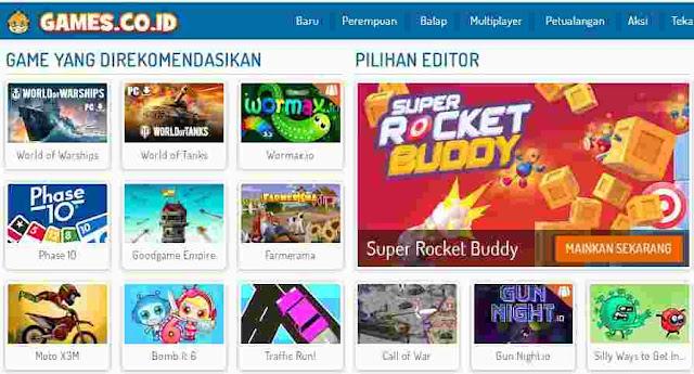Situs Game Online