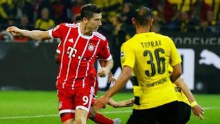 Bayern Munich Kalahkan Borussia Dortmund 3-1 Bundesliga
