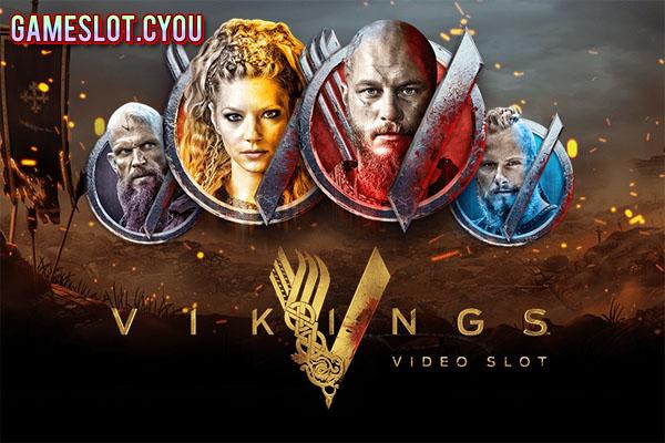 Vikings - Game Slot Terbaik NetEnt