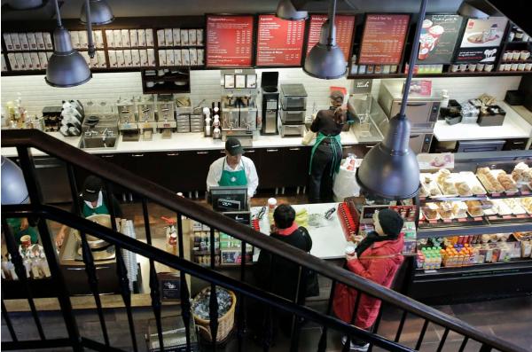 Pourquoi un BA est-il maintenant un ticket pour un emploi dans un café?