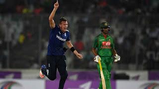 Ben Stokes 101 - Jake Ball 5-51 - Bangladesh vs England 1st ODI 2016 Highlights