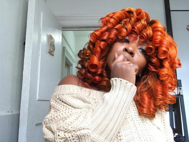 sm fashionology hair copper