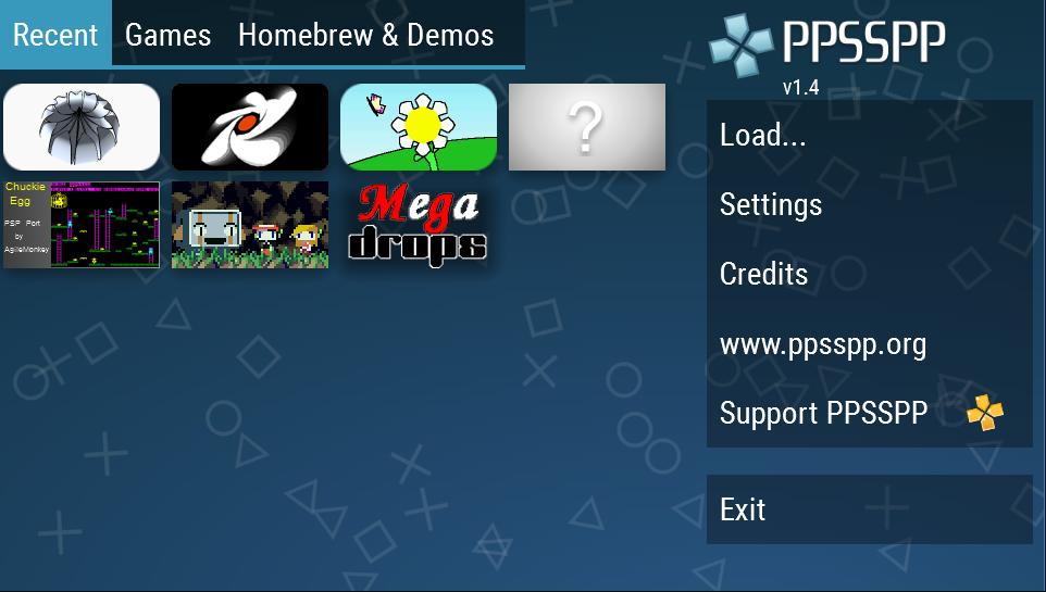 Rapid PSP Emulator