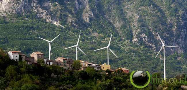 Italia Energi Tenaga Angin