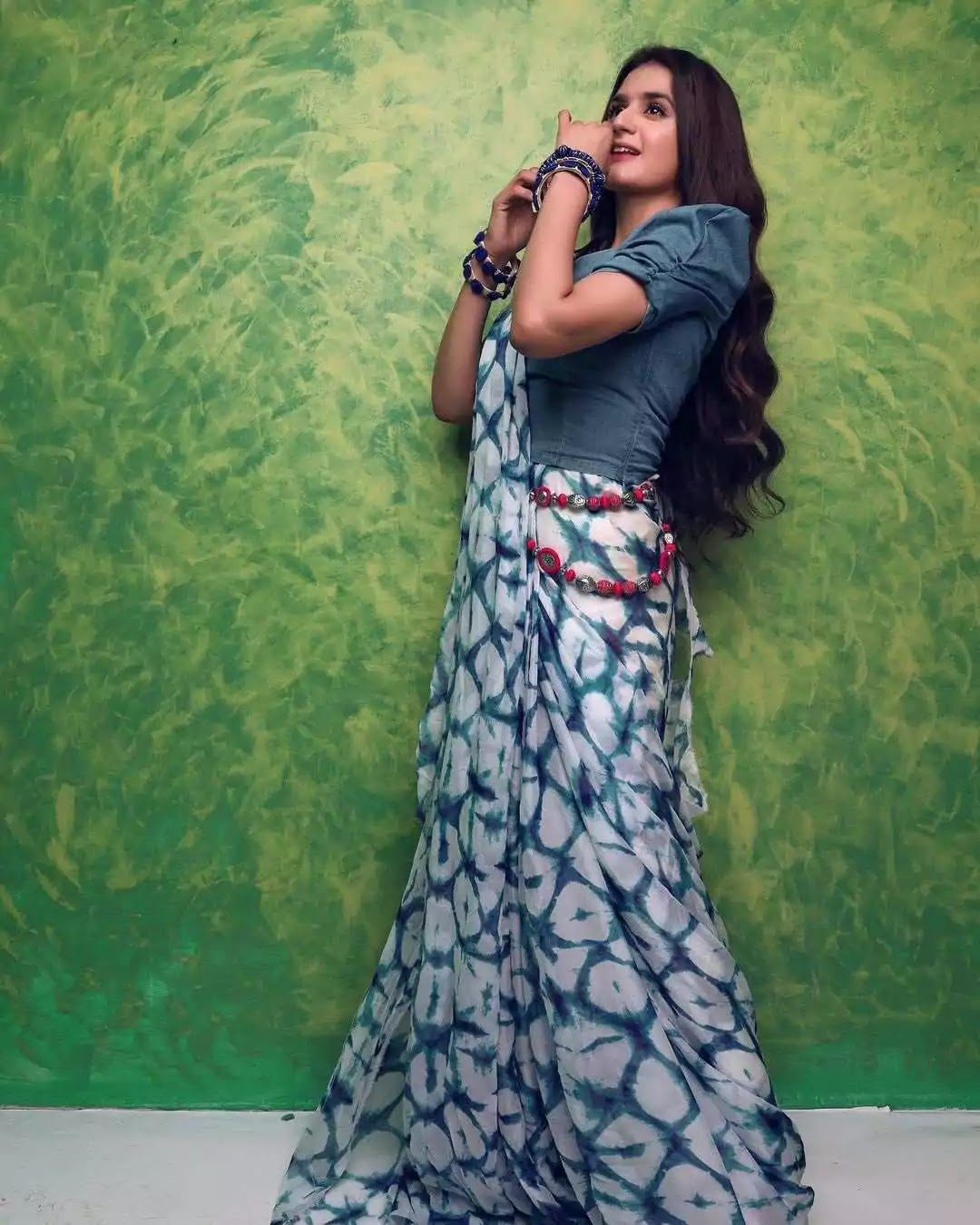 Hira Mani Latest Pictures in Saree