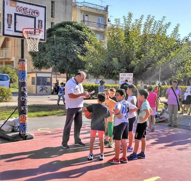 MILKO 3X3: Μπάσκετ και πολύ παιχνίδι στο Άργος