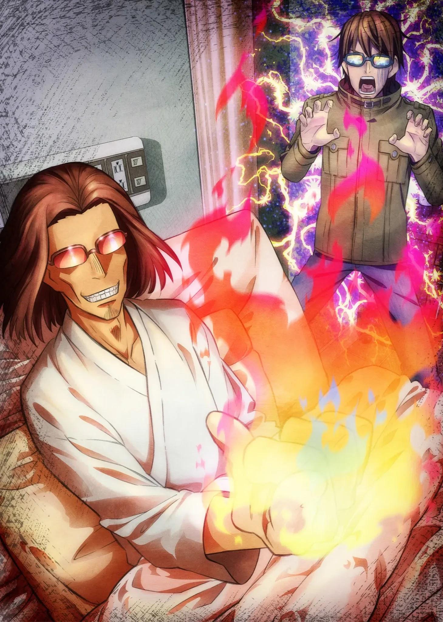 Plakat anime Isekai Ojisan