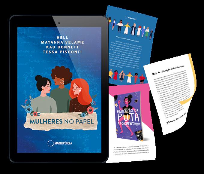 Campanha: Mulheres no Papel | Madrepérola