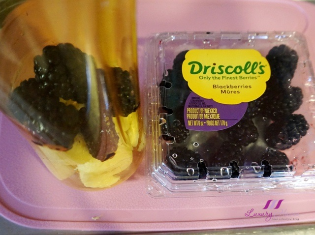 driscolls blackberry grape smoothie recipe