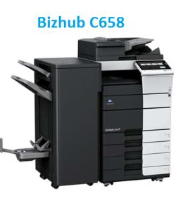 Bizhub C658