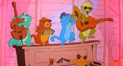 Todos quieren ser ya gato jazz