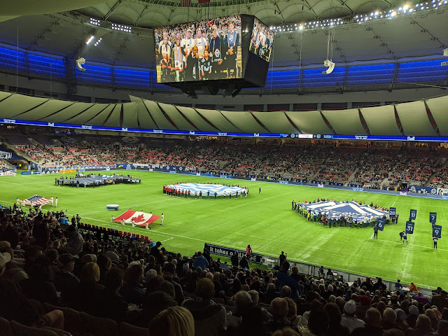 Vancouver Whitecaps FC at BC Place