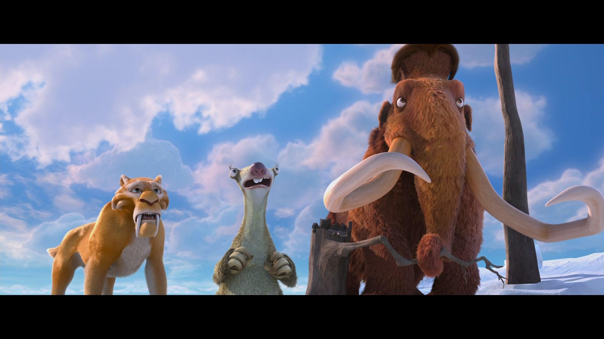La era de hielo 4 (2012) 1080p Remux Latino