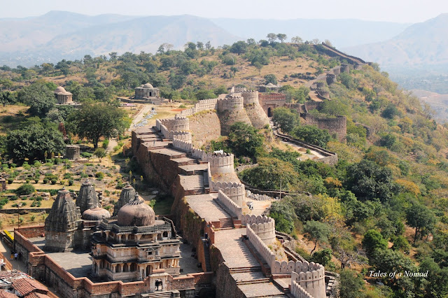 Kumbalgarh Fort: Home to One of the Longest Walls in the World