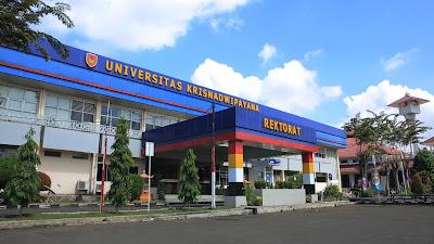 Universitas Krisnadwipayana – Daftar Fakultas dan Program Studi