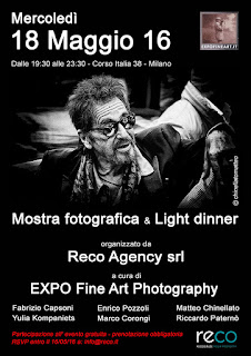 Mostra collettiva Expo Fine Art Photography da RECO