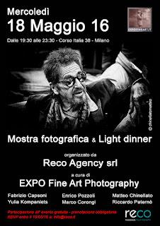 Mostra collettiva Expo Fine Art Photography da RECO