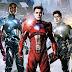 Novo filme de Power Rangers não terá o elenco de 2017