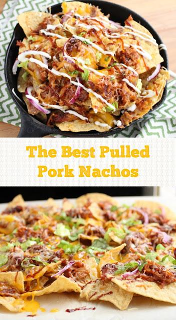 The Best Pulled Pork Nachos