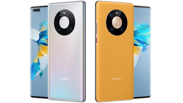 هاتف هواوي الجديد Huawei Mate 40