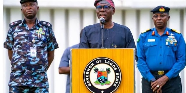 Babajide Sanwo-Olu reiterate that places of worship will remain closed until further notice because of coronavirus
