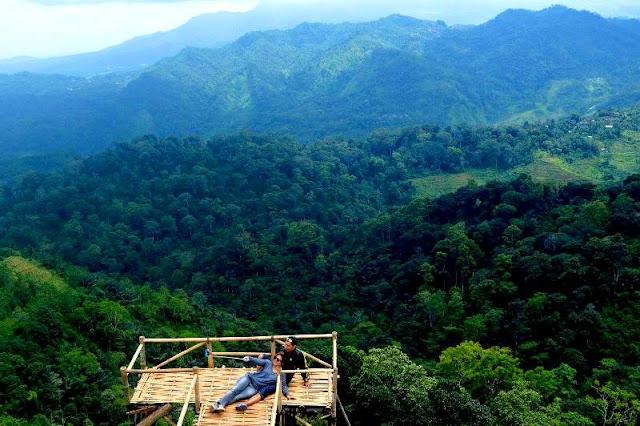 Lokasi Wisata Watu Layah Tlogopucang Temanggung