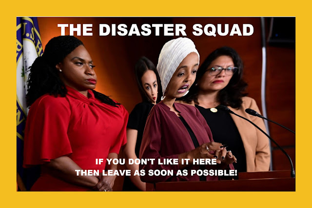 Memes: The Disaster Squad leave as soon as possible!