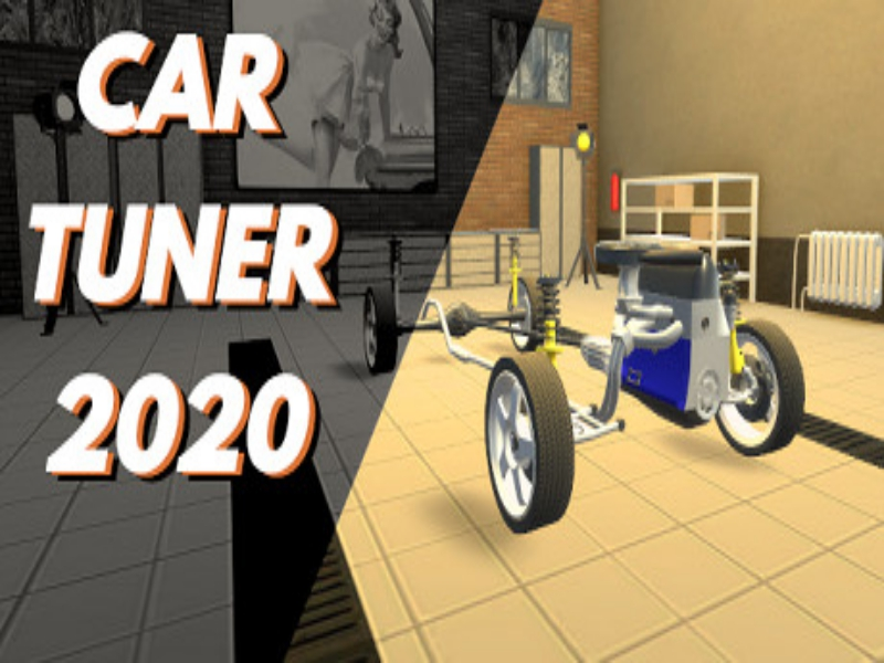 Download Car Tuner 2020 Game PC Free