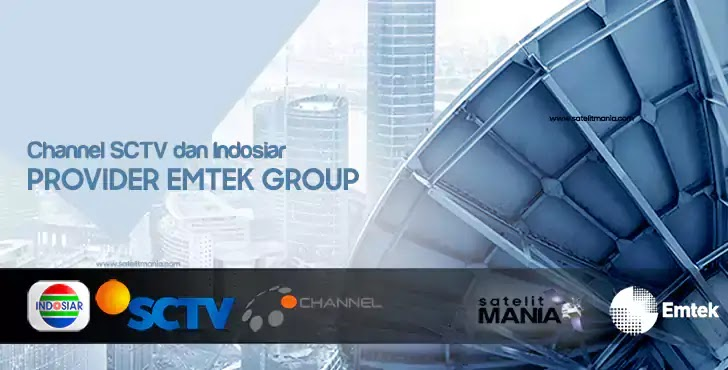 Ini Kenapa Channel SCTV dan Indosiar Offline...