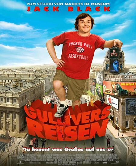 Gulliver's Travels 2010 Dual Audio Hindi-Eng 720p BluRay Watch Online Full Movie Download