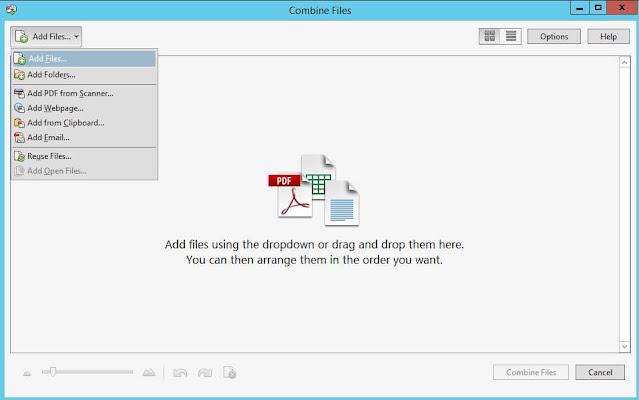add word to pdf files